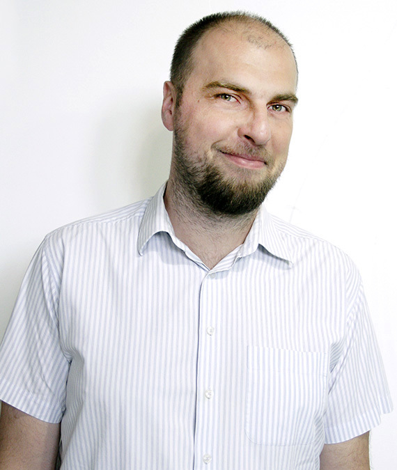 dr Marek Kawa